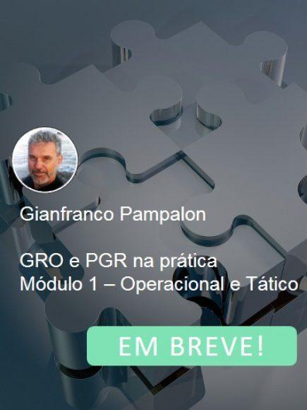 GRO e PGR – EAD (Módulo 1 – Operacional)
