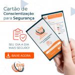 [download grátis] Cartões de Conscientização para Segurança - Colecione!